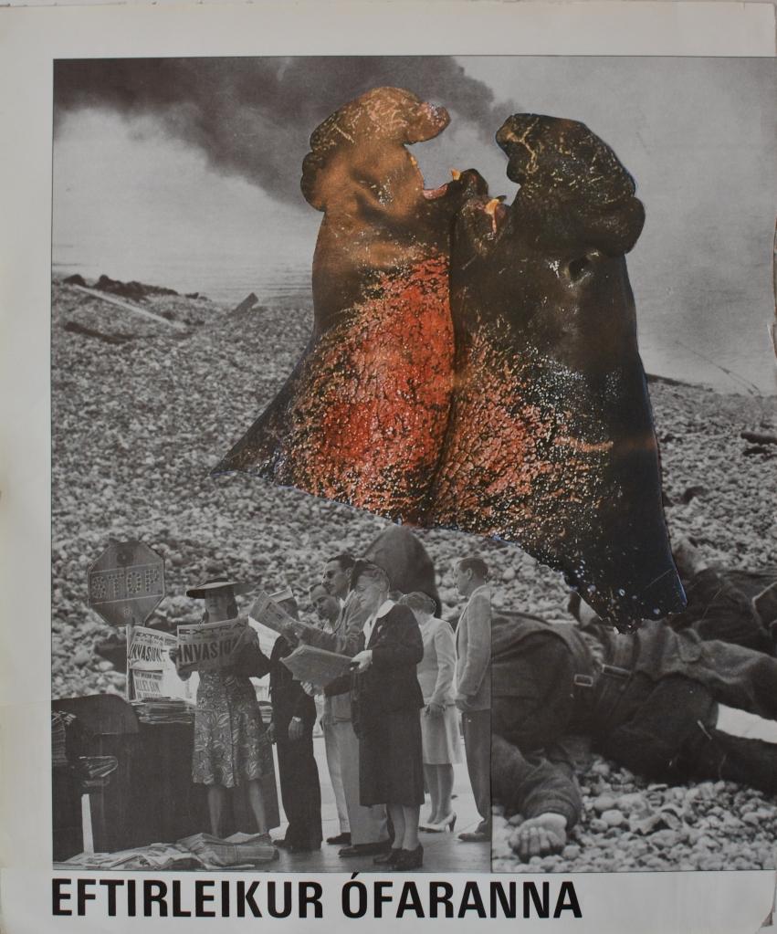 Eftirleikur Ófaranna Klippimynd / Collage